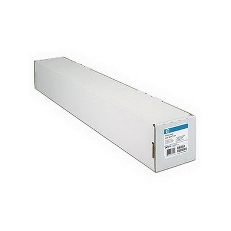 Plotera papīrs HP Universal Q1396A ar izmēru 610mm x 45.7m 80g/m2