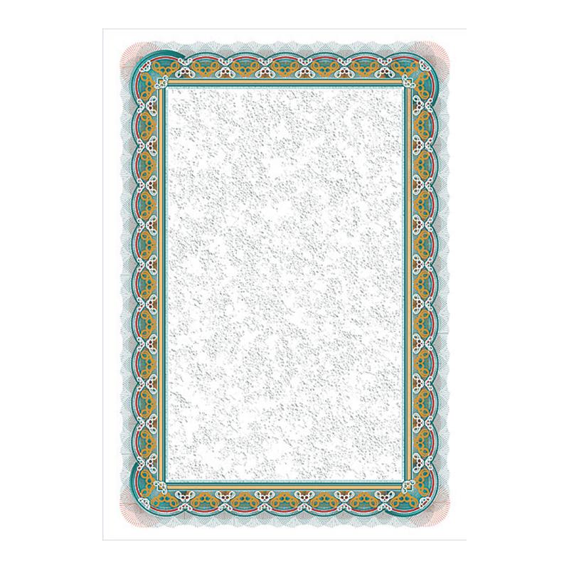 Dizaina papīrs SREBRO A4, 25 loksnes/iepakojuma, 170g/m2