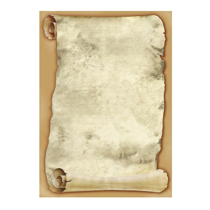 Dizaina papīrs PAPIRUS A4, 25 loksnes iepakojumā, 170g/m2