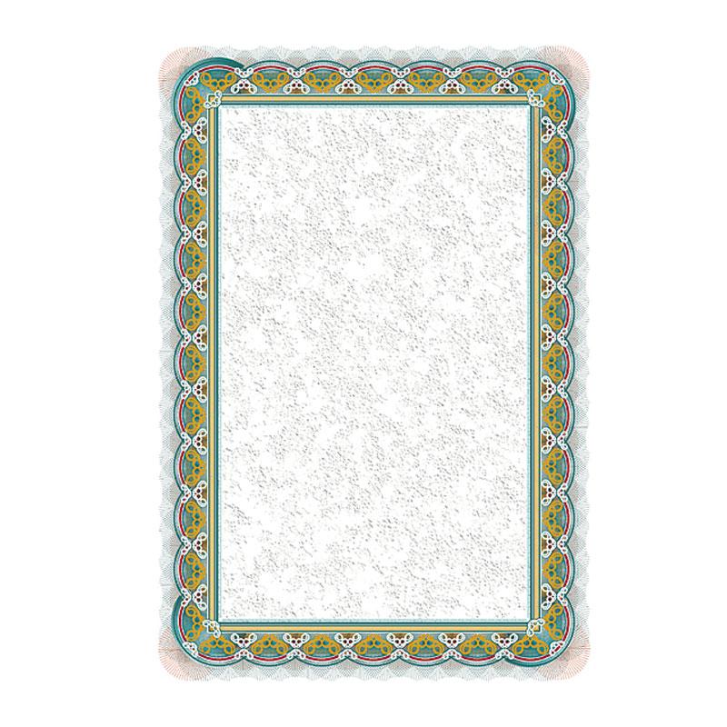 Dizaina papīrs SREBRO A4, 20 loksnes/iepakojumā, 250g/m2