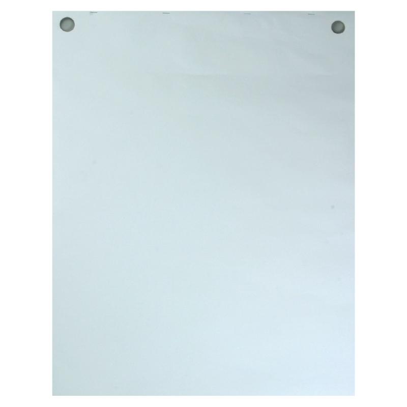 Papīra bloks SMILTAINIS Flipchart, 60 x 85 cm, 20 lapas, 80g/m2, balts (P-TR20)
