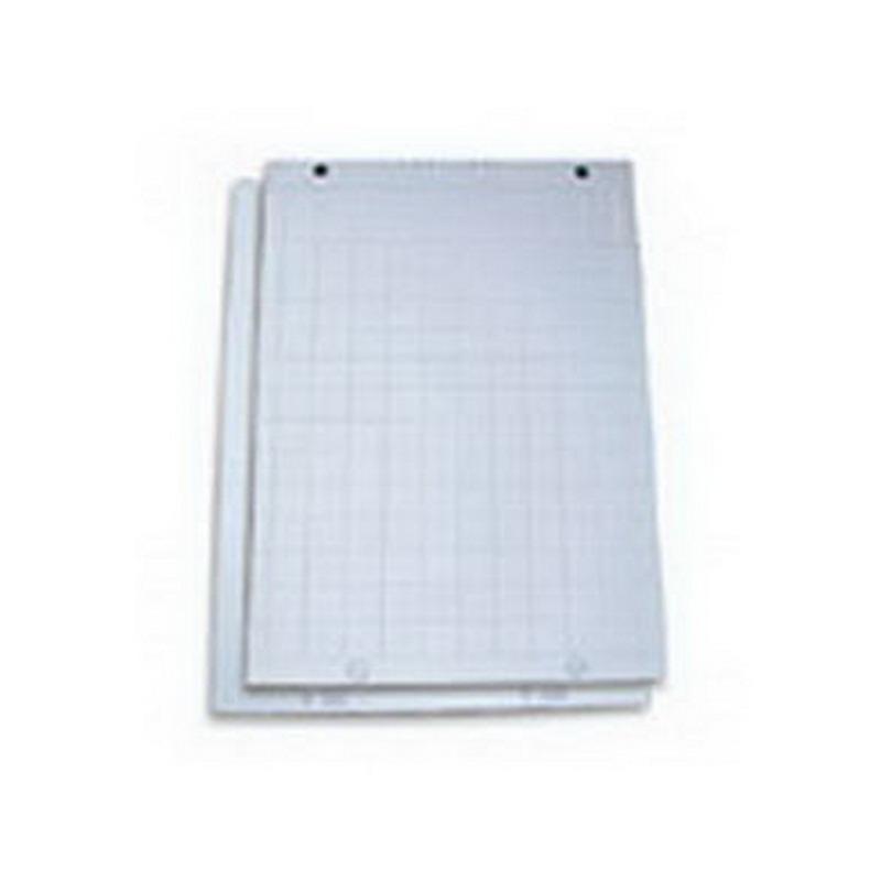 Papīra bloks SMILTAINIS Flipchart, 60 x 85 cm, 20 lapas, 80g/m2, balts/rūtiņu (P-TR-20L)