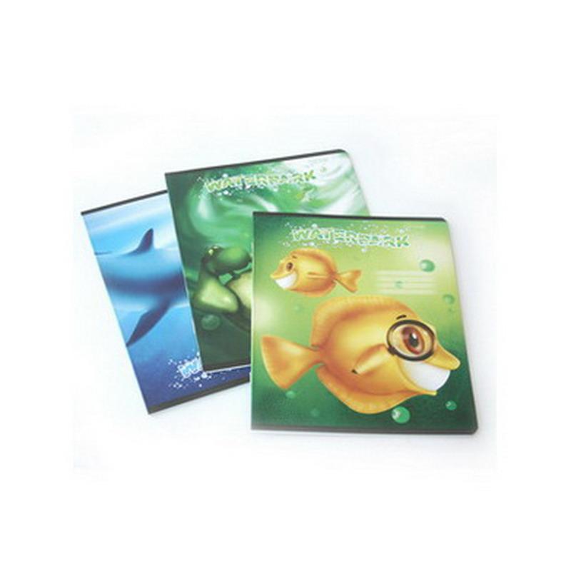 Burtnīca TOP 2000 Waterpark, 167x203mm, 12 lapas, rūtiņu