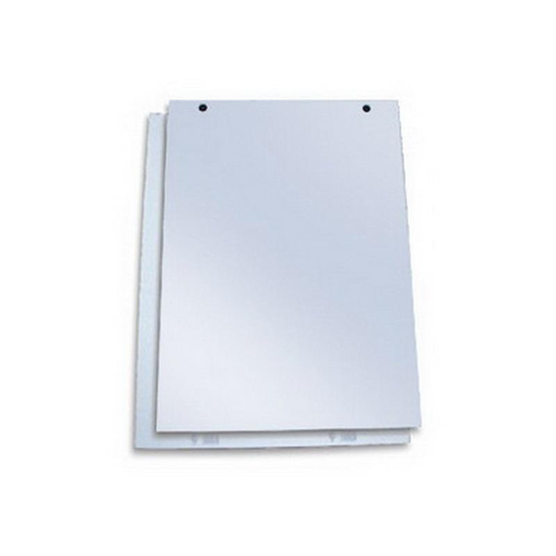 Papīra bloks FORPUS Flipchart, 60 x 85 cm, 50 lapas/blokā,  baltas