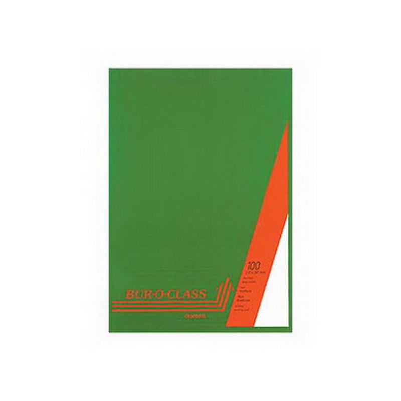 Bloknots ar rakstāmpapīru AURORA, A4 formāts, 65g/m2, 100 loksnes