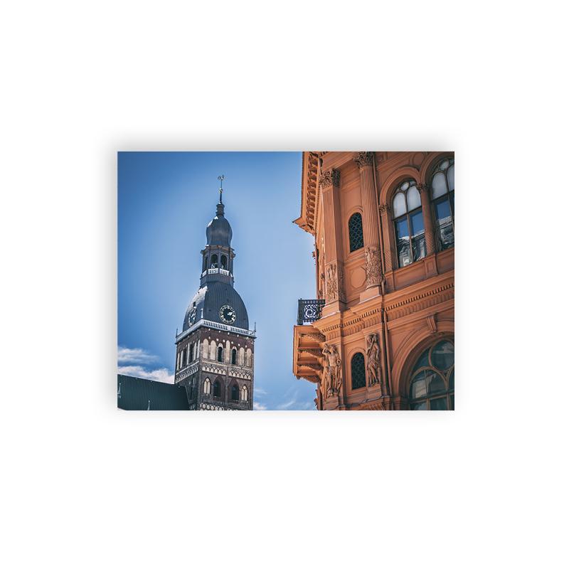Sienas kalendārs 2019.gads EKO Cafe trīsdaļīgs