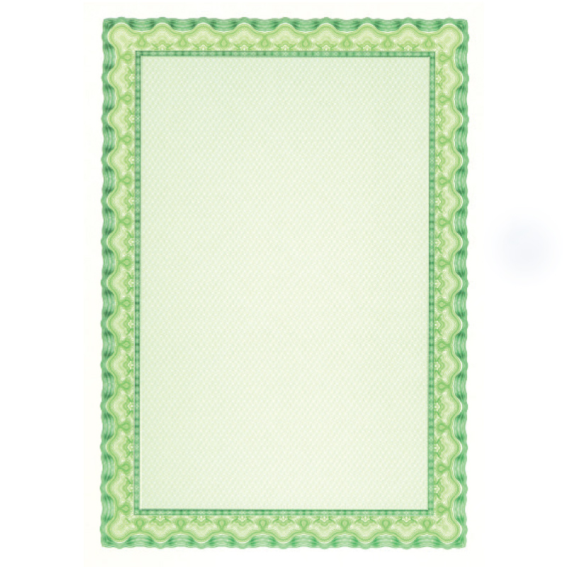 Dizaina papīrs APLI DECAdry, A4, 115g, 10 loksnes/iep, smaragda zaļš