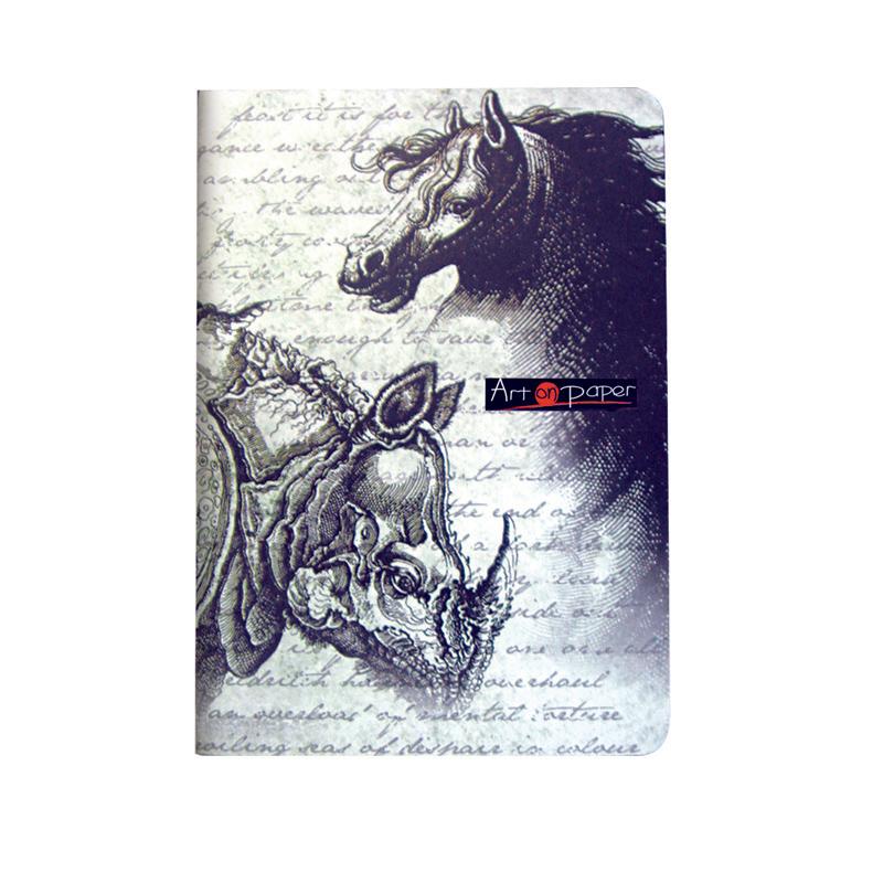 Bloknots MONTICHELVO 14.5x20 cm 80 lapas līniju