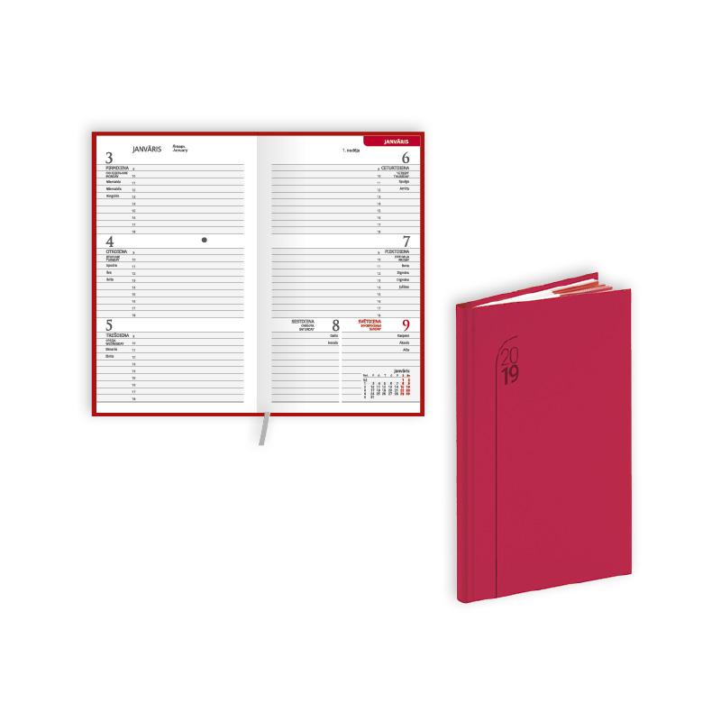 Kabatas kalendārs 2019. gadam EKO Pocket balacron ..
