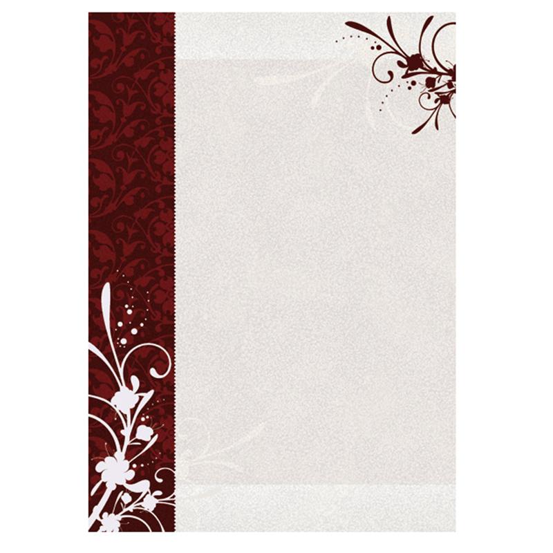 Dizaina papīrs FINEZJA A4, 25 loksnes/iepakojuma, 170g/m2
