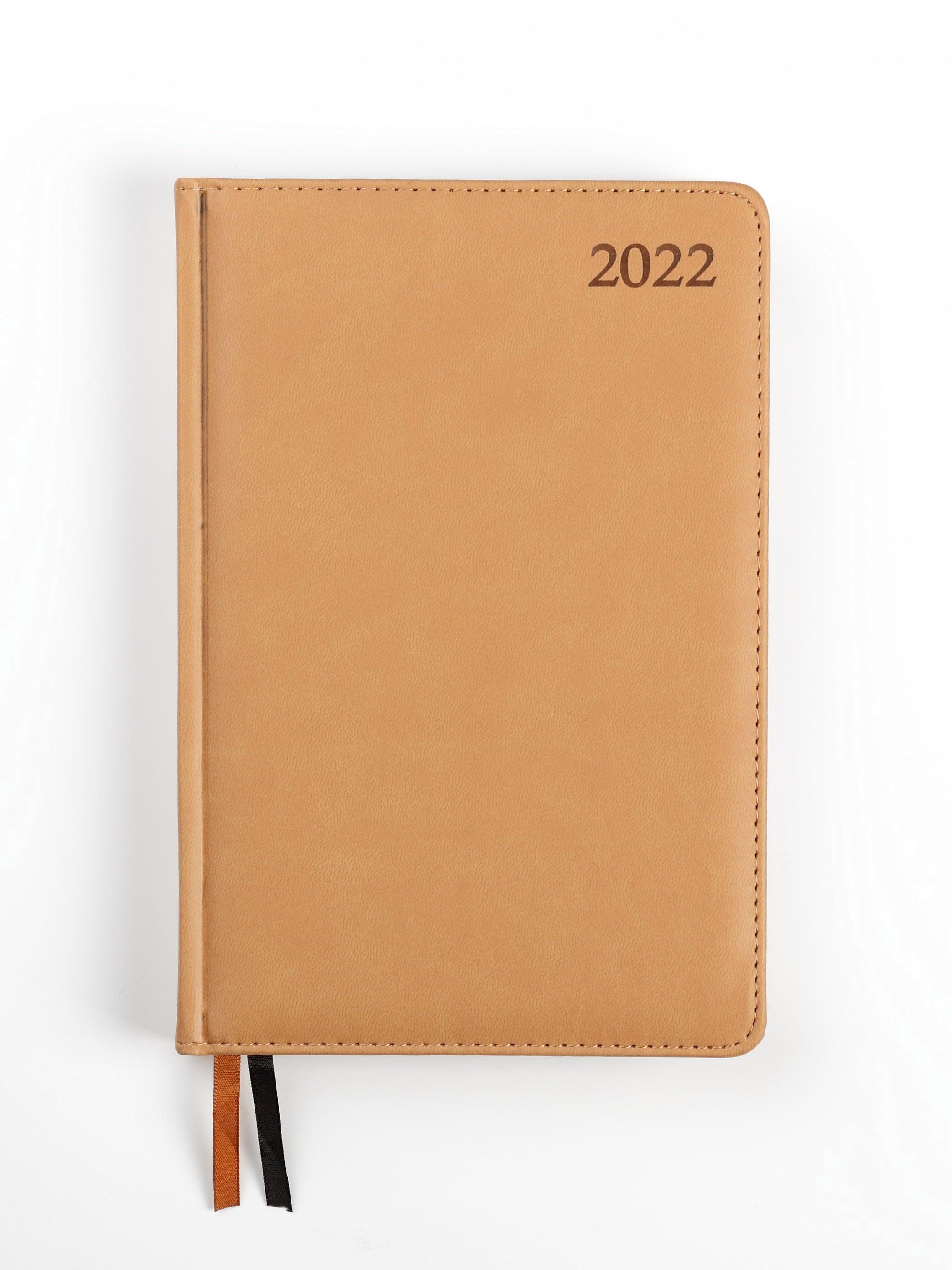 Dienasgrāmata MANAGER EXTRA 2020, PU Soft, A5, smi..