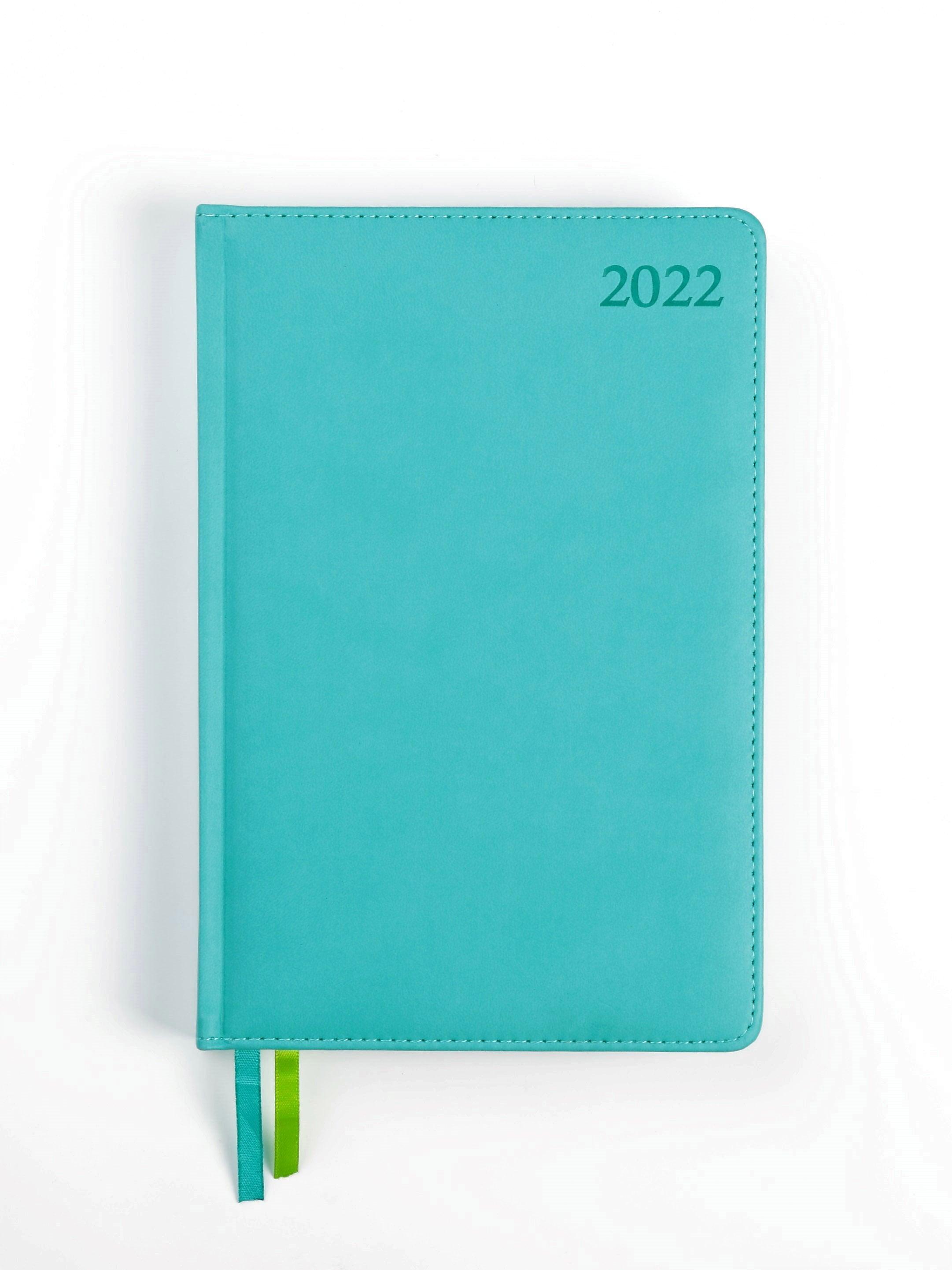 Dienasgrāmata MANAGER EXTRA 2020, PU Soft, A5, tir..