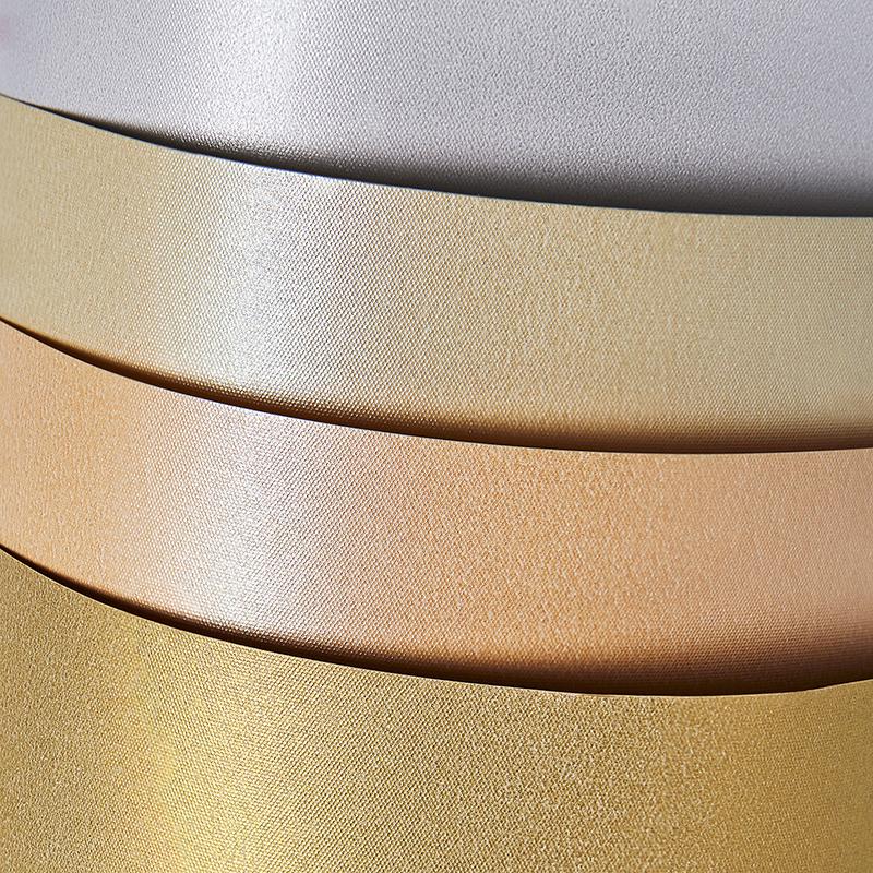 Dekoratīvais kartons PREMIUM ICELAND, zelta krāsā, A4, 20 loksnes, 220 g/m²