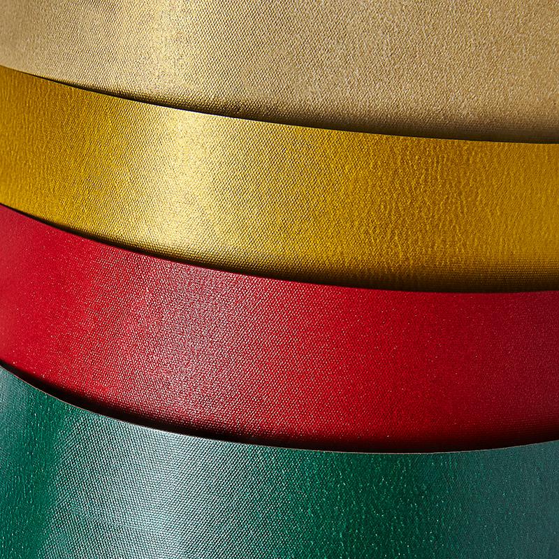 Dekoratīvais kartons PREMIUM ICELAND, zaļā krāsā, A4, 20 loksnes, 220 g/m²
