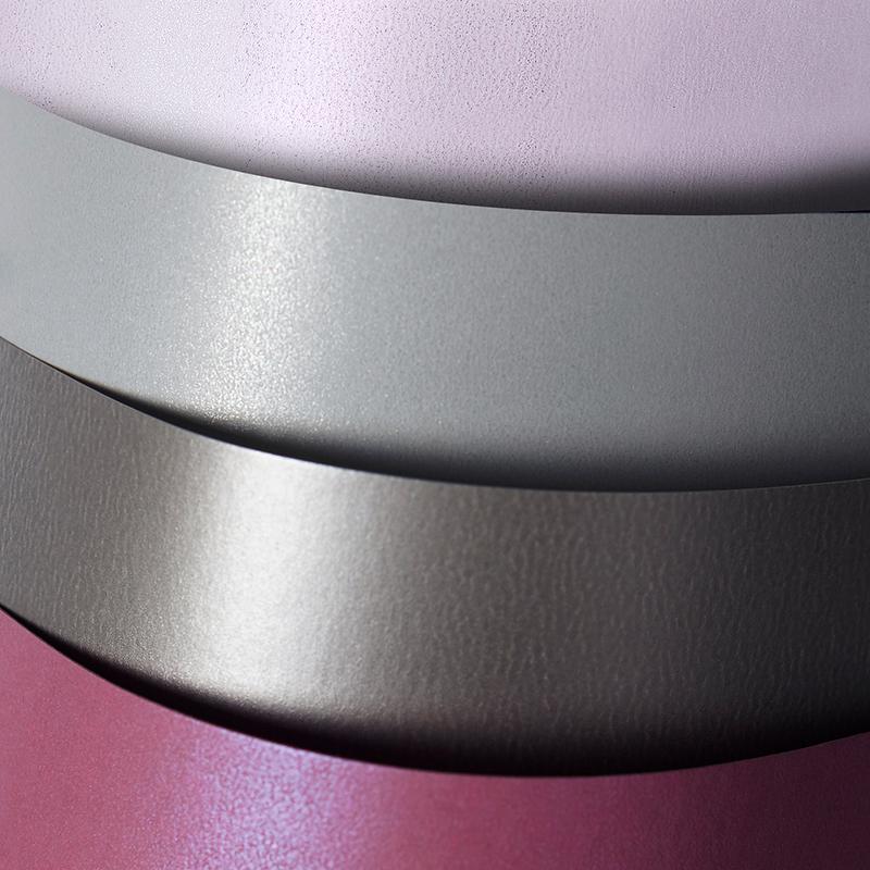 Dekoratīvais kartons PREMIUM MILLENIUM, gaiši rozā krāsā, A4, 20 loksnes, 220 g/m²