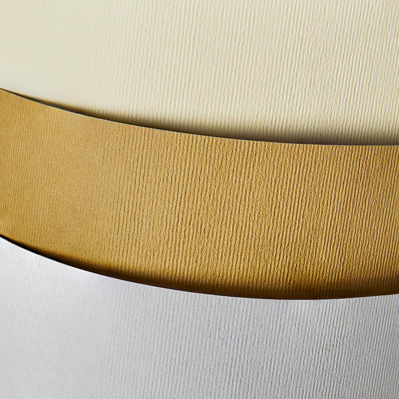 Dekoratīvais papīrs STANDARD STRIPS, gaiši pelēkā krāsā, A4, 20 loksnes iepakojumā, 230 g/m²