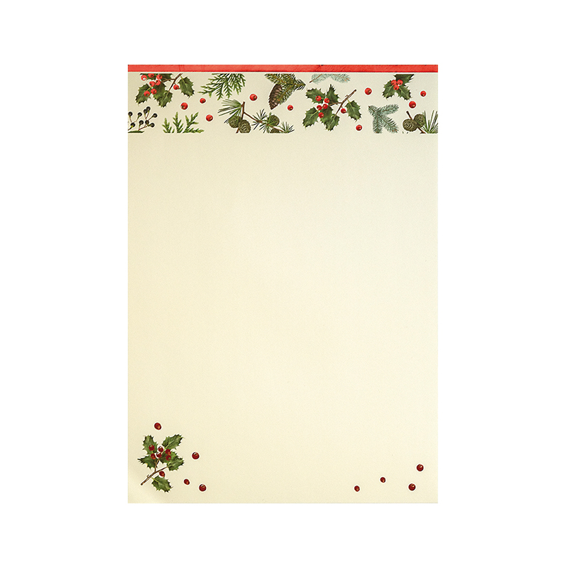 Dizaina papīrs FESTIVE A4, 50 loksnes/iepakojuma, 100g/m2