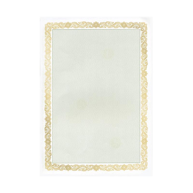 Dizaina papīrs MAORI zaļā krāsā, A4, 20 loksnes/iepakojuma, 190g/m2