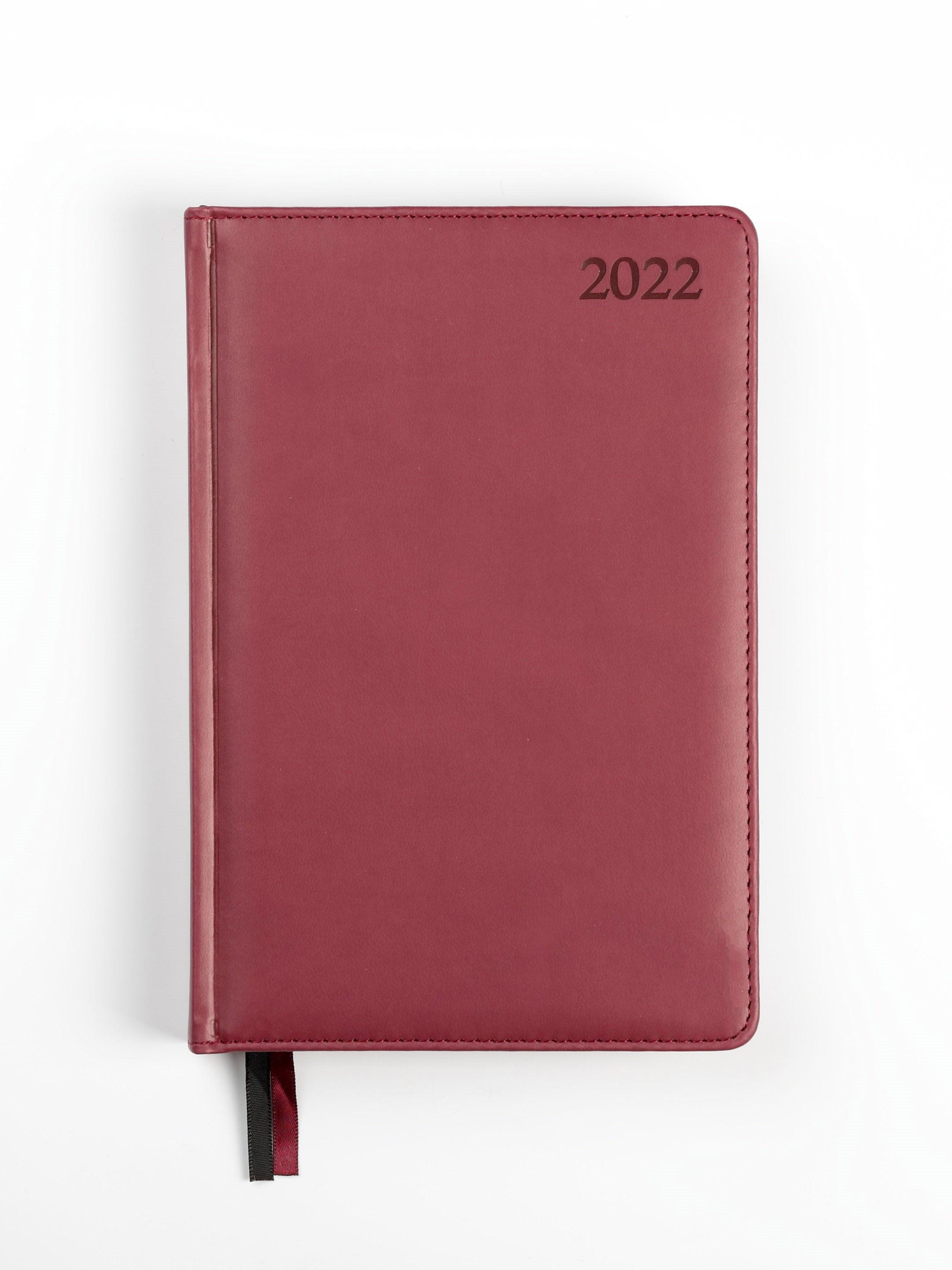 Dienasgrāmata MANAGER EXTRA 2020, PU Soft, A5, bor..