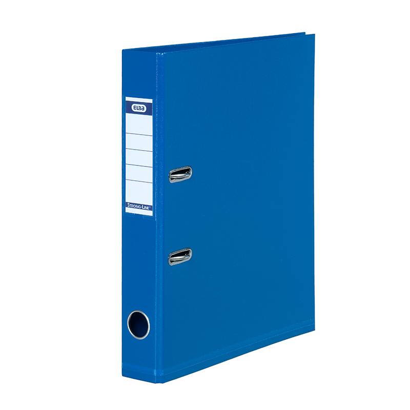 Mape-reģistrs ELBA Strong-Line, A4 formāts, 50mm, tumši zila