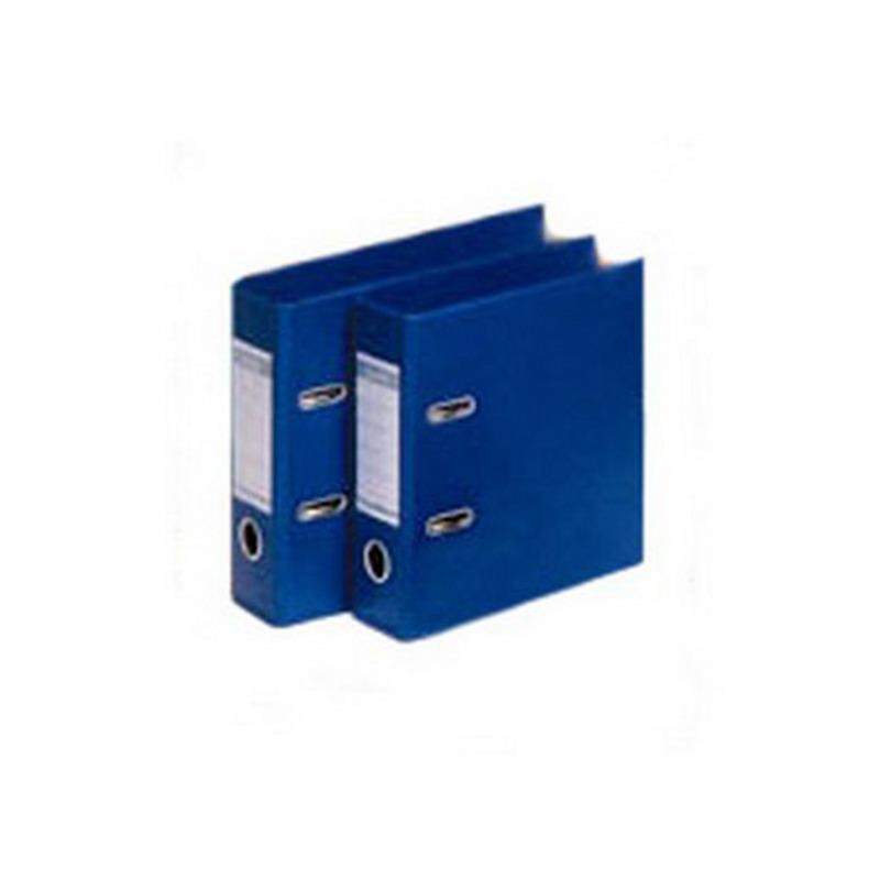 Mape-reģistrs ELBA A5 formāts, 70mm, zila
