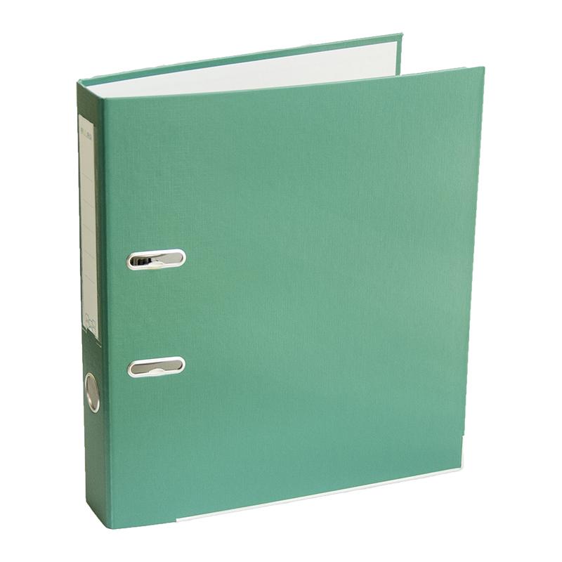 Mape-reģistrs ELLER Eko A4 formāts, 50mm, zaļš, ap..