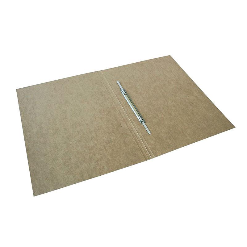 Mape ātršuvējs Smiltainis A4 formāts, 400 gr, no kartona     (SEG-1(R))