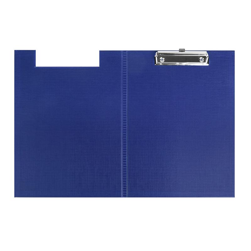 Mape-planšete FORPUS ar vāku A4 formāts, zila