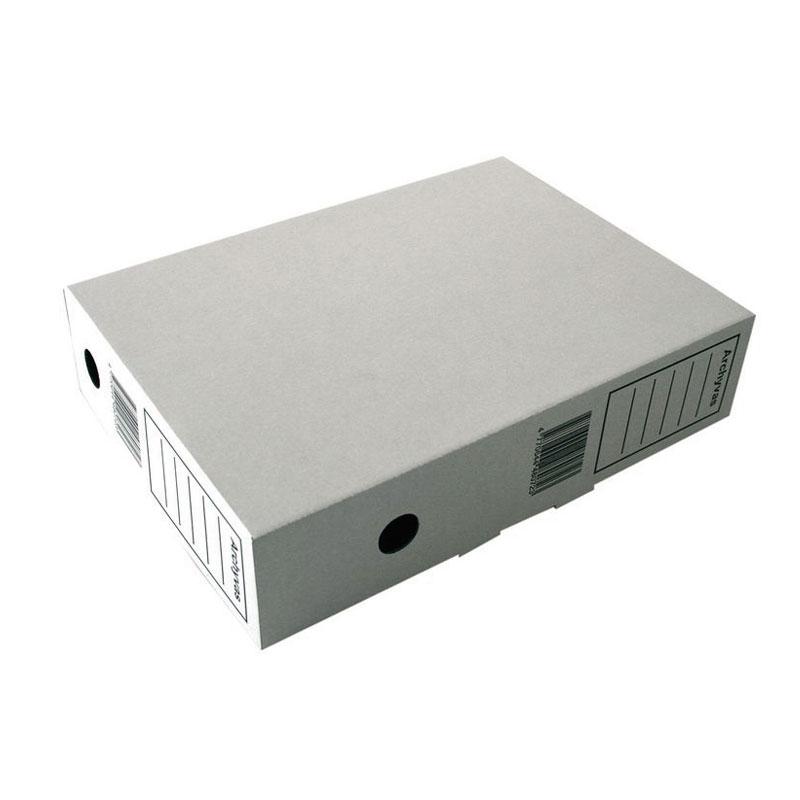 Arhīva kārba Smiltainis, kartona, 80x250x350mm