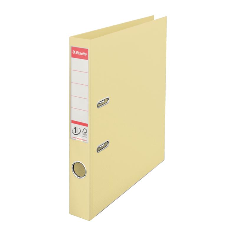 Mape-reģistrs ESSELTE No1 Power PP A4 formāts, 50m..