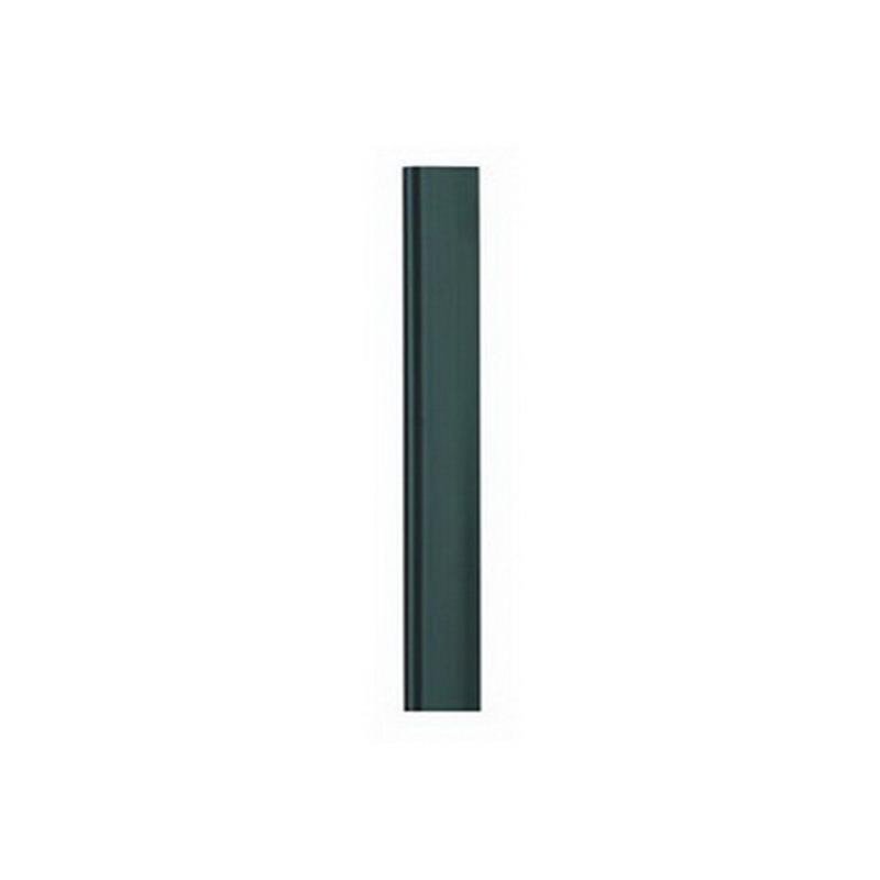Saspiedējs dokumentiem DURABLE A4 formāts, 3 mm, melns, 10 gab./iep.