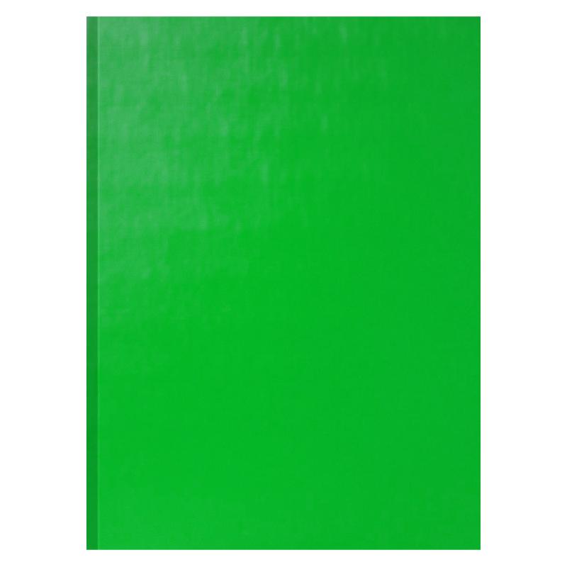 Mape prezentācijām, apsveikumiem Smiltainis A4, zaļas ādas imitācija