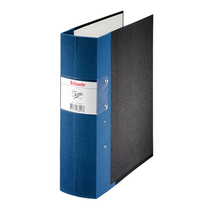 Mape-reģistrs Esselte JOPA A4 formāts, 80mm, zila..