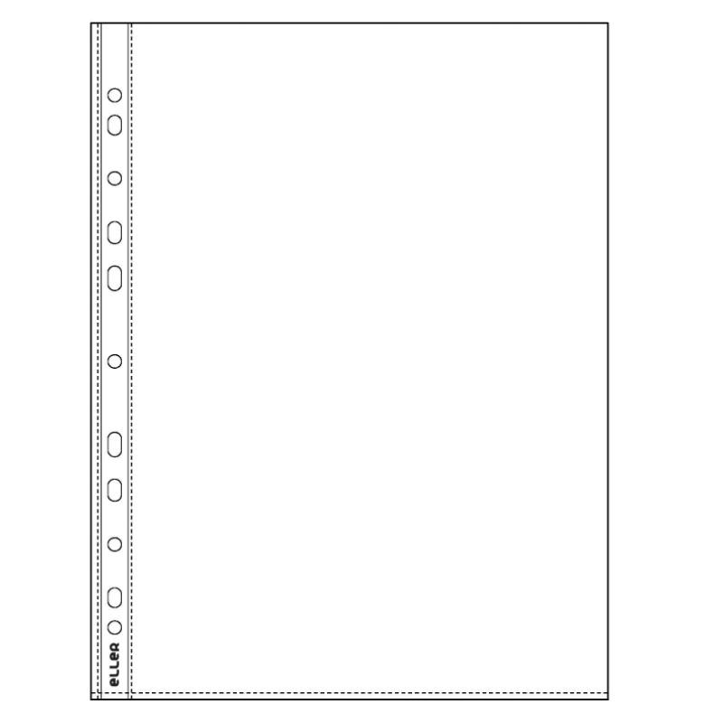 Kabata dokumentiem ELLER A4 matēta, 40mic