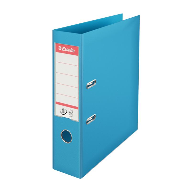 Mape-reģistrs ESSELTE No1 Power PP A4 formāts, 75m..