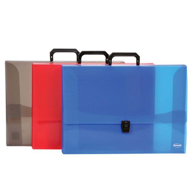 Mape portfelis CENTRUM, A3, 25 mm, asorti krāsa