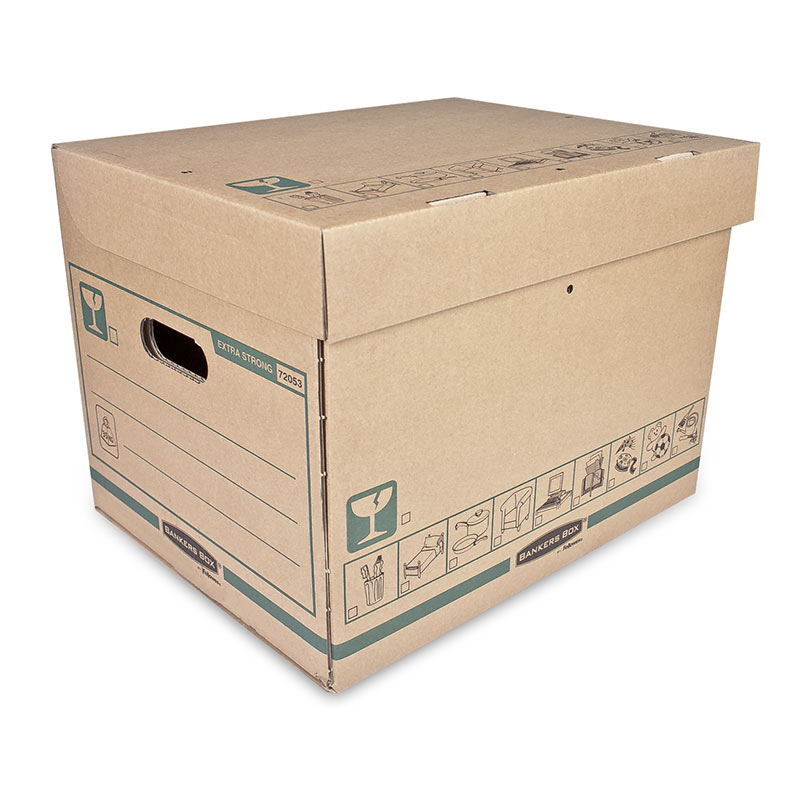 Arhīva kaste EXTRA STRONG 35 kg, 325 x 300 x 390 mm