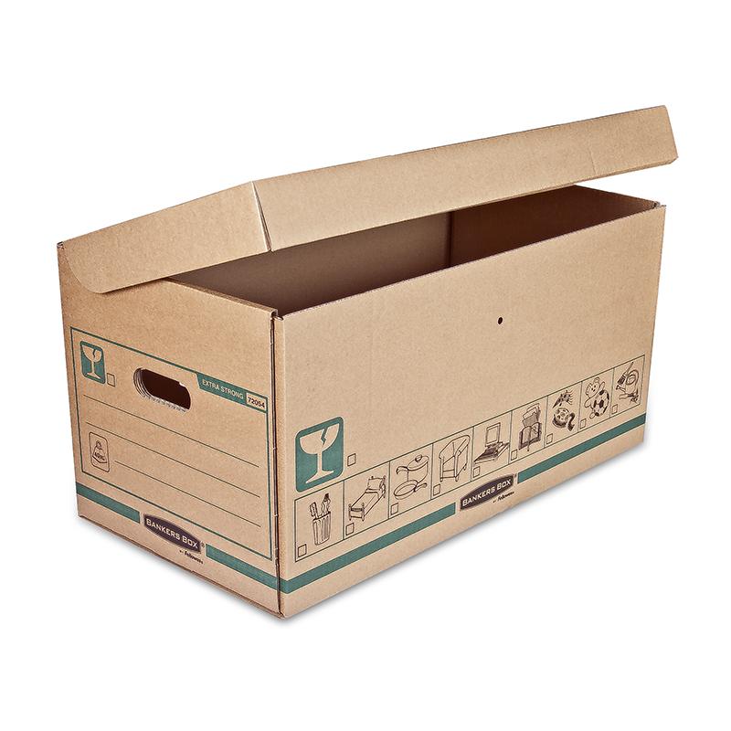 Arhīva kaste EXTRA STRONG XL 40 kg, 325 x 300 x 605 mm