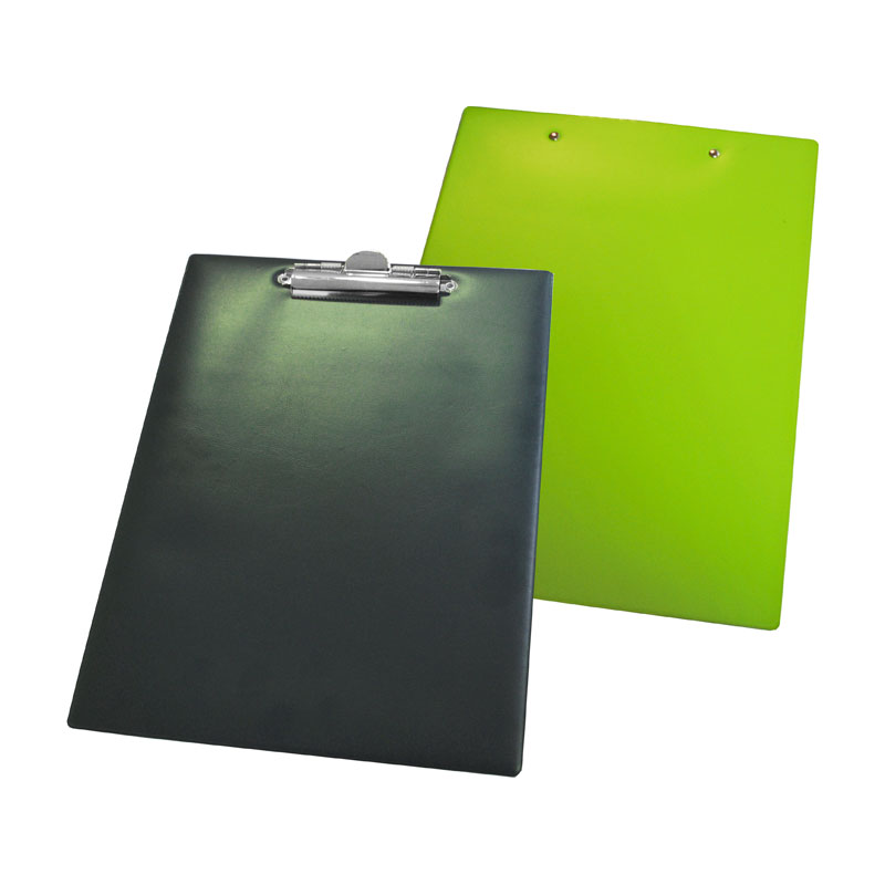 Planšete  Panta Plast, A4 formāts, zaļa-gaiši zila