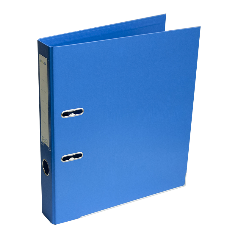 Mape-reģistrs ELLER A4 formāts, 50mm, zila, apakšē..