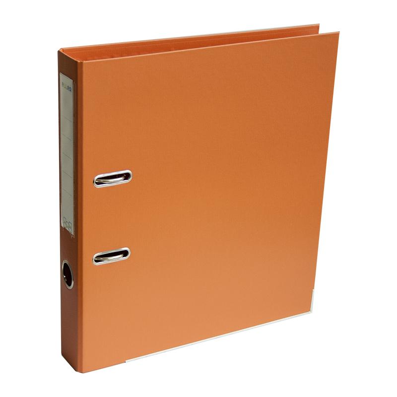 Mape-reģistrs ELLER A4 formāts, 50mm, oranža, apak..