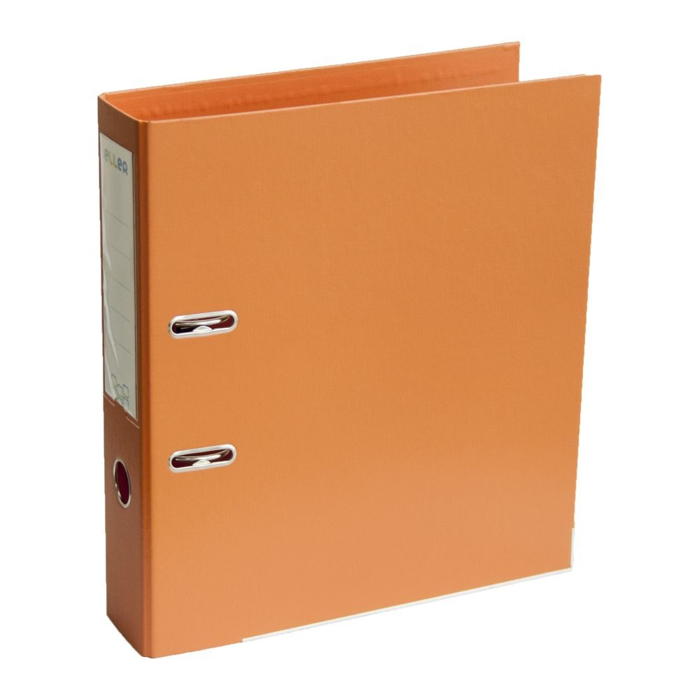 Mape-reģistrs ELLER A4 formāts, 75 mm, oranža, apa..