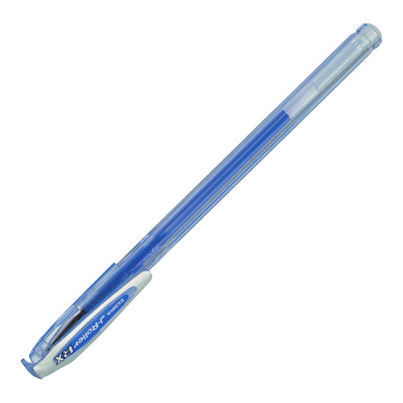 Gela pildspalva ZEBRA RX J-ROLLER M 0.7mm zila