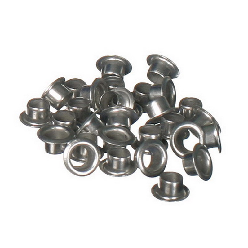 Kniedes PunchNBind kniedētājam HAN AL1 Ø 5,5 mm. x 4mm., alumīnija, 30 lapām, 100 gab.