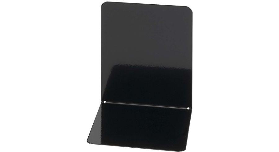 Grāmatu turētājs WEDO, metāla, melns