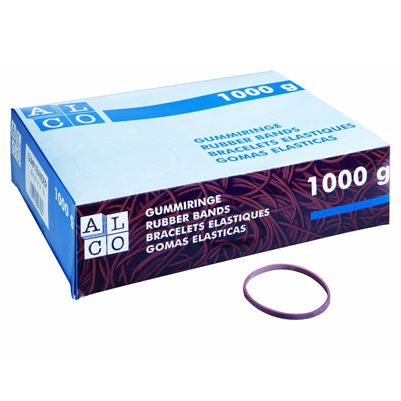 Gumijas naudas iesaiņošanai ALCO, 40mm, 1000gr