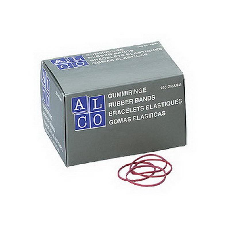 Gumijas naudas iesaiņošanai ALCO, 50mm, 250 g