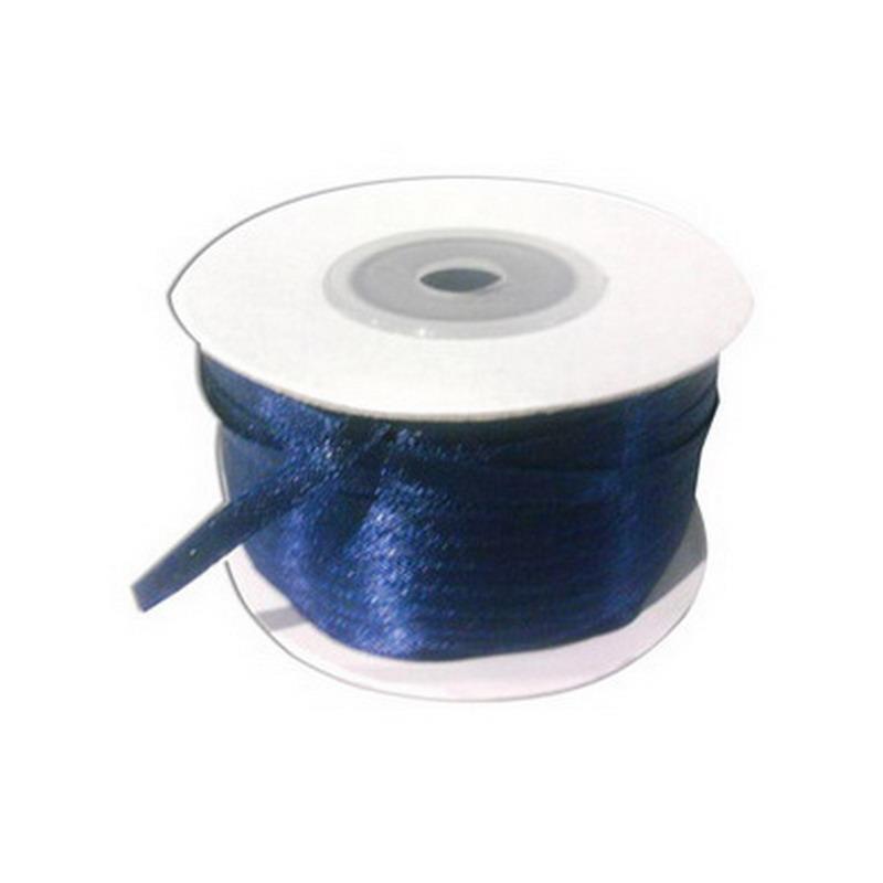 Arhīva lente 3mmx91m, zila, uz spolītes