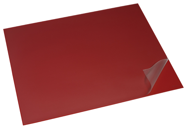 Galda segums RILLSTAB ar plēvi un izmeru 50x65cm, bordo
