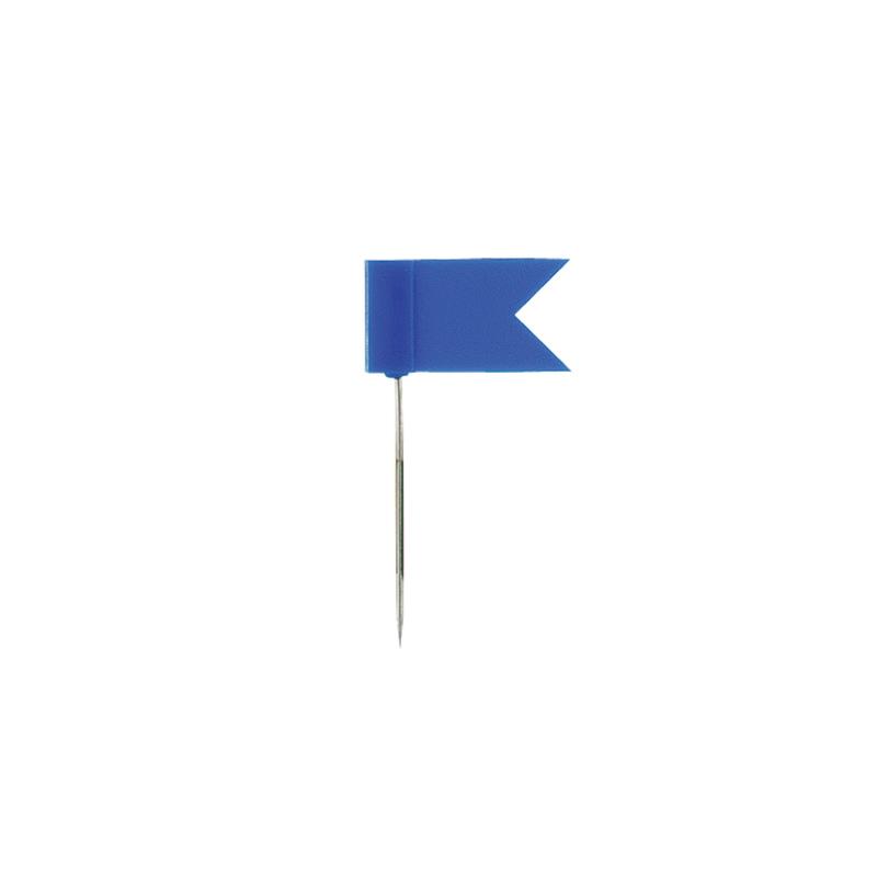 Piespraudes tāfelei ALCO karogs, 20 gab./iepak., zilas